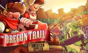 The Oregon Trail - American Settler game